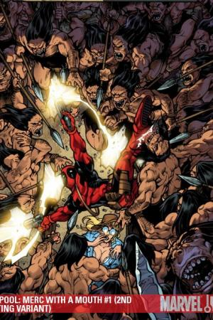 Deadpool: Merc with a Mouth (2009 - 2010)