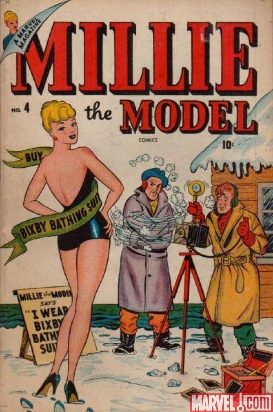 Millie the Model (1945) #4