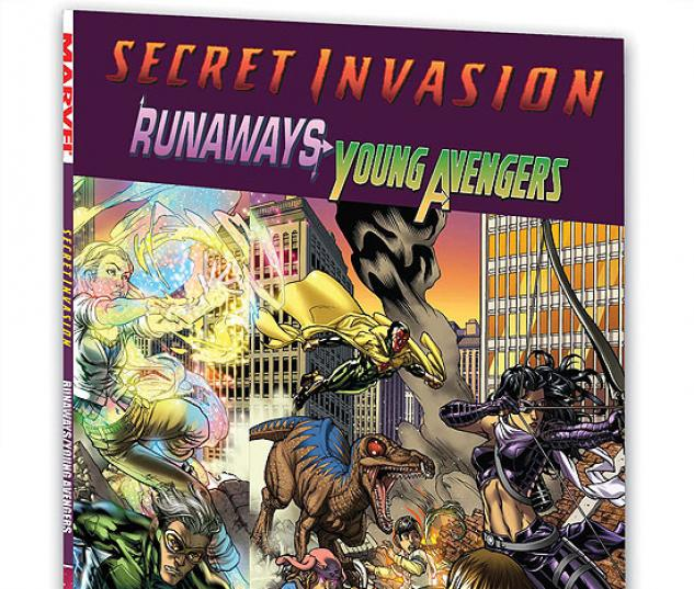SECRET INVASION: RUNAWAYS/YOUNG AVENGERS #0