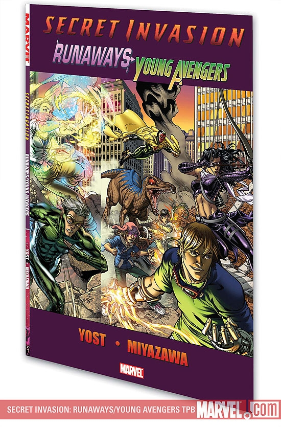Secret Invasion: Runaways/Young Avengers (Trade Paperback)