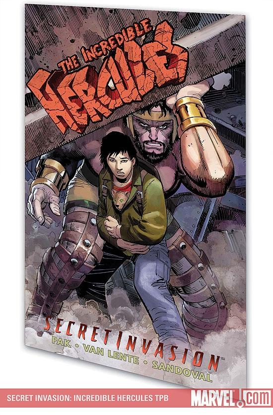 SECRET INVASION: INCREDIBLE HERCULES TPB (Trade Paperback)