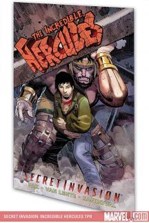 Secret Invasion: Incredible Hercules (Trade Paperback)