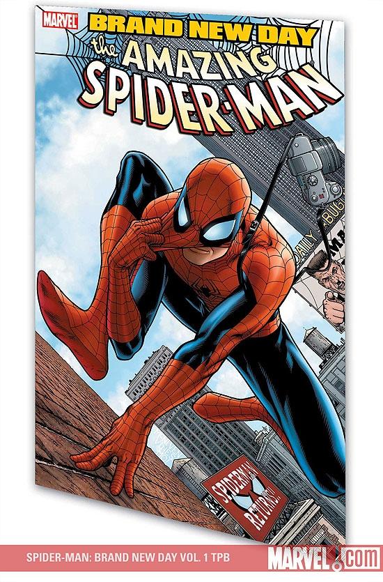 Spider-Man: Brand New Day (2008) #1