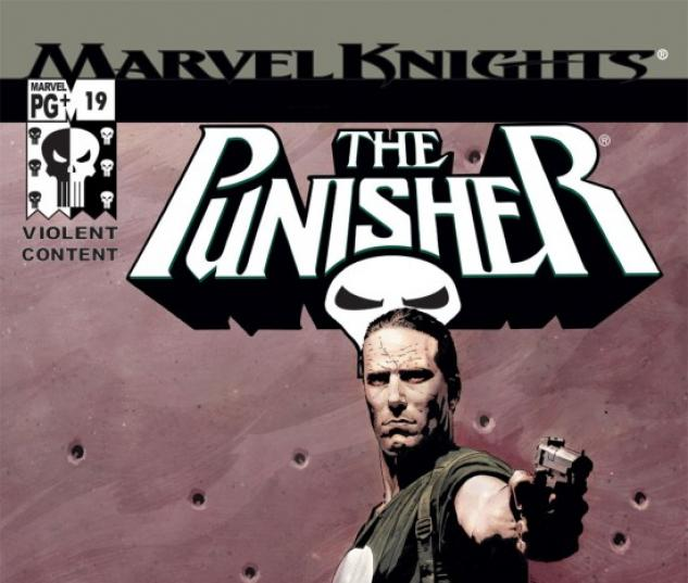 PUNISHER #19