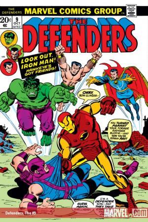 Defenders (1972) #9