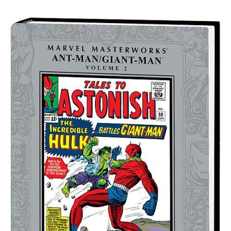 MARVEL MASTERWORKS: ANT-MAN/GIANT-MAN VOL. 2 #0