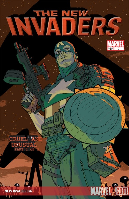 New Invaders (2004) #7
