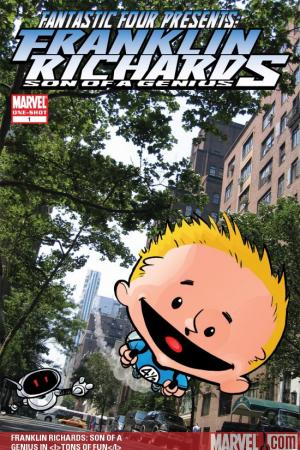 Franklin Richards: Son of a Genius #1