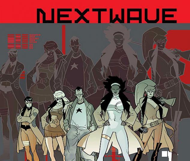 NEXTWAVE #5