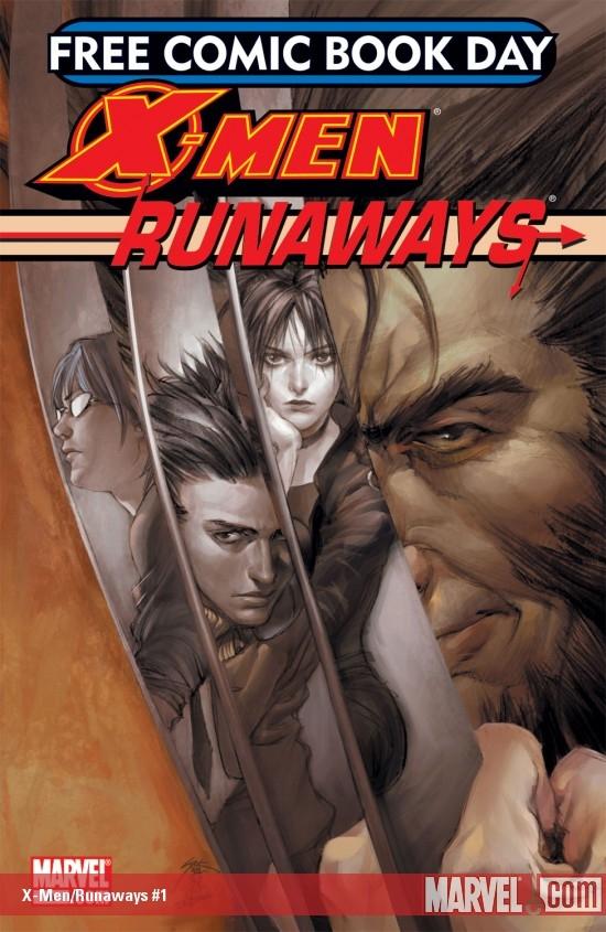 X-Men/Runaways (2006) #1