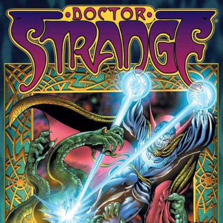 DR. STRANGE: A SEPARATE REALITY TPB COVER