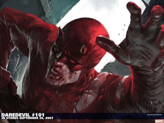 Daredevil (1964) #101 Wallpaper