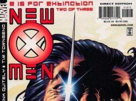 NEW X-MEN #115 cover