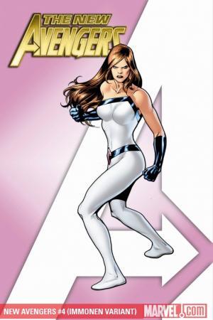 New Avengers (2010) #4 (IMMONEN VARIANT)