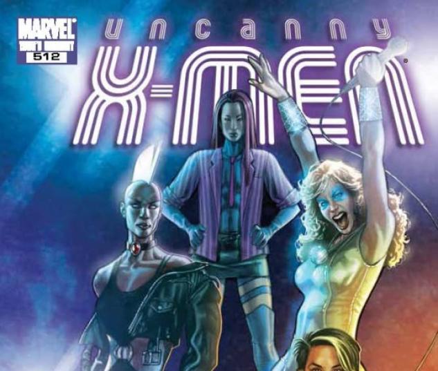 UNCANNY X-MEN #512 (80S DECADE VARIANT)