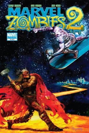 Marvel Zombies 2 (2007) #5