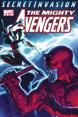 The Mighty Avengers (2007) #16