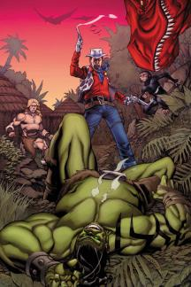Skaar: King of the Savage Land #3