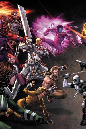 Uncanny X-Force (2010) #11 (Brooks Variant)