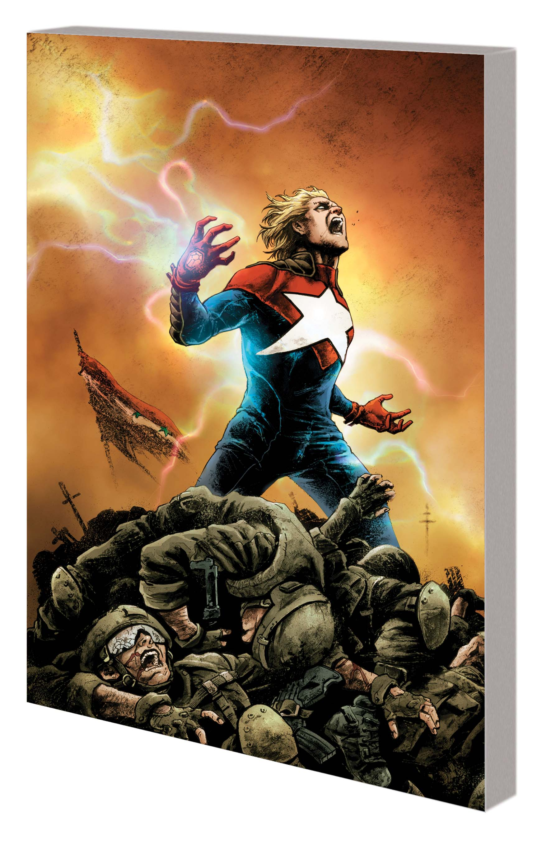 SUPREME POWER: GODS AND SOLDIERS TPB (Trade Paperback)
