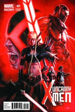 Uncanny X-Men (2013) #1 (Dell'otto Variant)