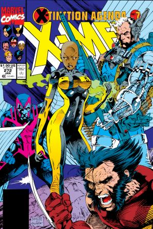 Uncanny X-Men #272