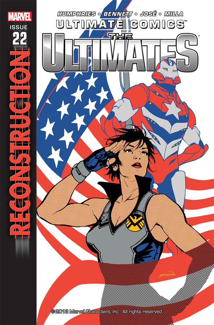 Ultimate Comics Ultimates  (2011) #22