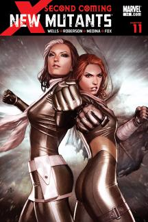 New Mutants (2009) #14
