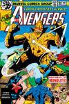 Avengers (1963) #180 Cover