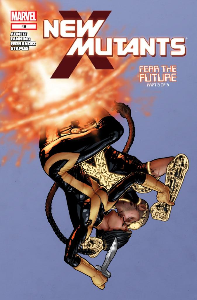 New Mutants (2009) #46