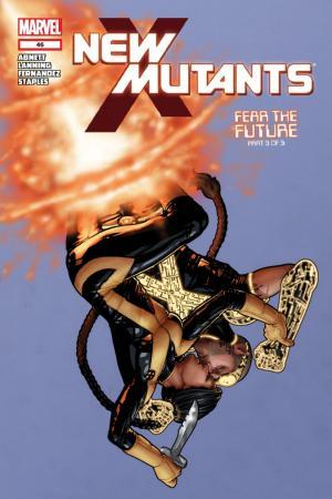 New Mutants #46