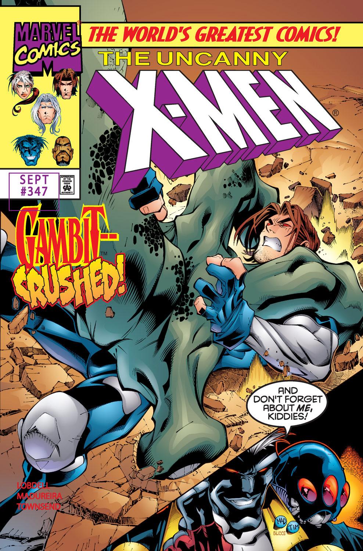Uncanny X-Men (1963) #347
