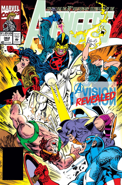 Avengers (1963) #362