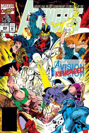 Avengers #362