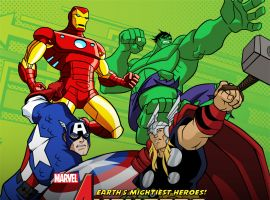The Avengers: Earth's Mightiest Heroes! Master