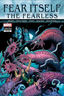 Fear Itself: The Fearless #4