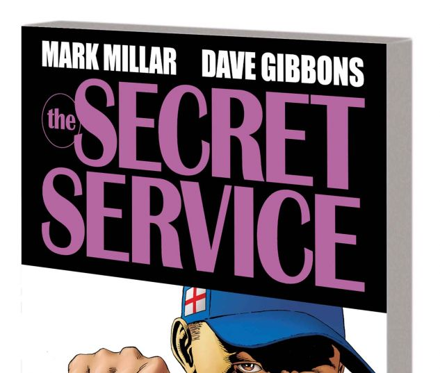 THE SECRET SERVICE: KINGSMAN TPB