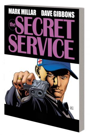 Secret Service (Trade Paperback)