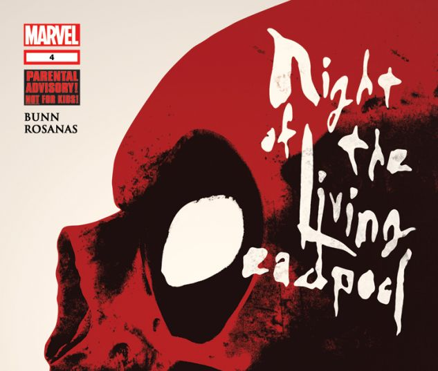 NIGHT OF THE LIVING DEADPOOL 4 (WITH DIGITAL CODE)