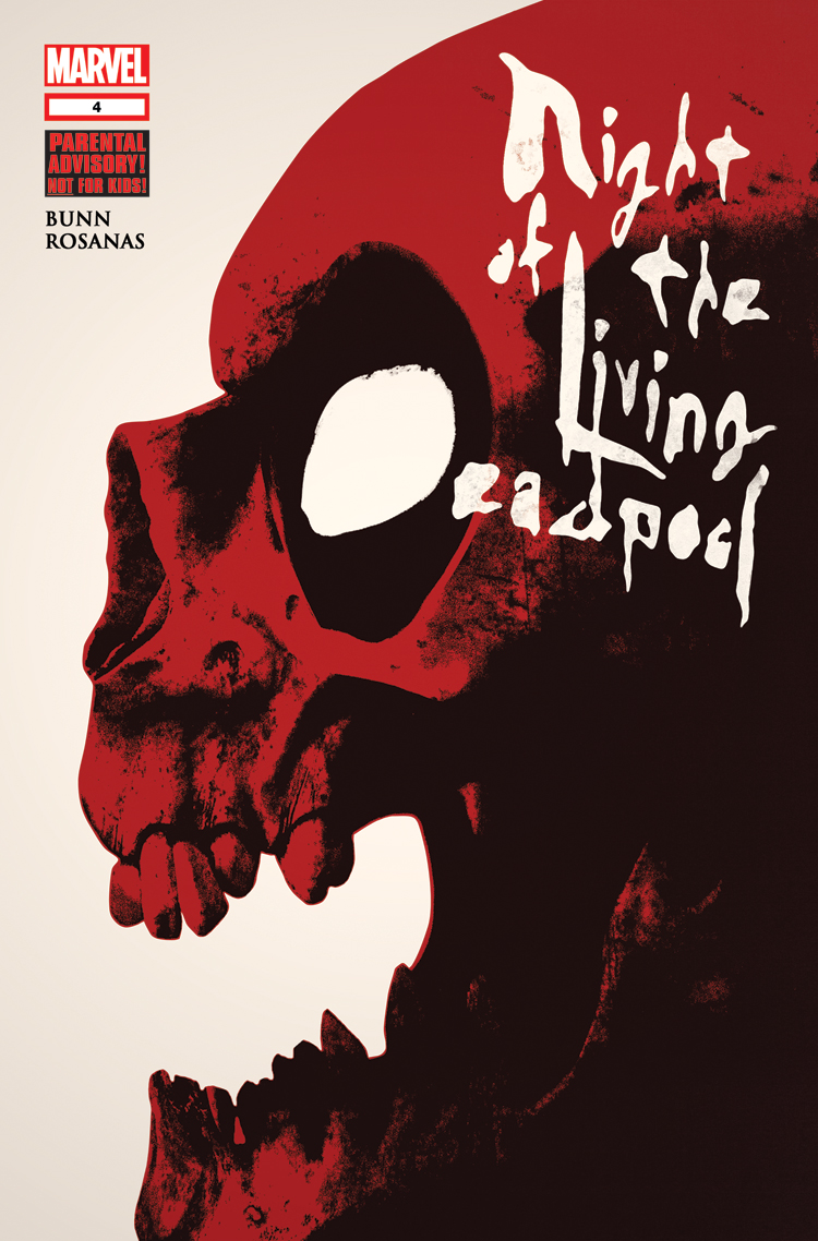 Night of the Living Deadpool (2014) #4