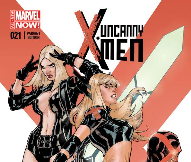 Uncanny X-Men (2013) #21 (TBD ARTIST VARIANT)