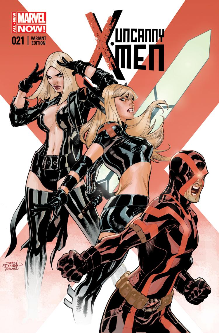 Uncanny X-Men (2013) #21 (Dodson Variant)