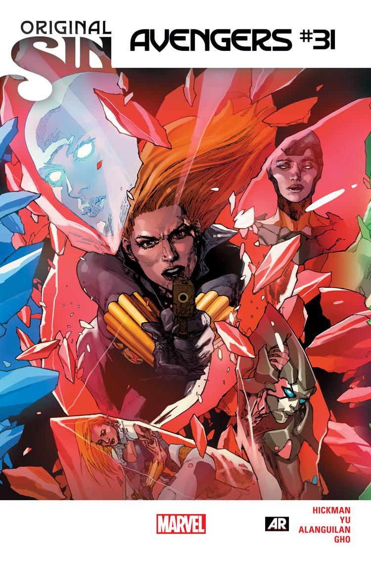 Avengers (2012) #31