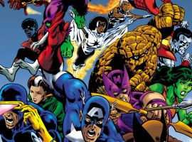 Marvel 75: The Scope of Secret Wars