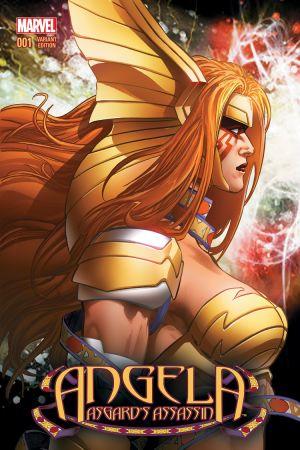 Angela: Asgard's Assassin #1  (Jimenez Variant)