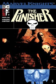 Punisher (2001) #33