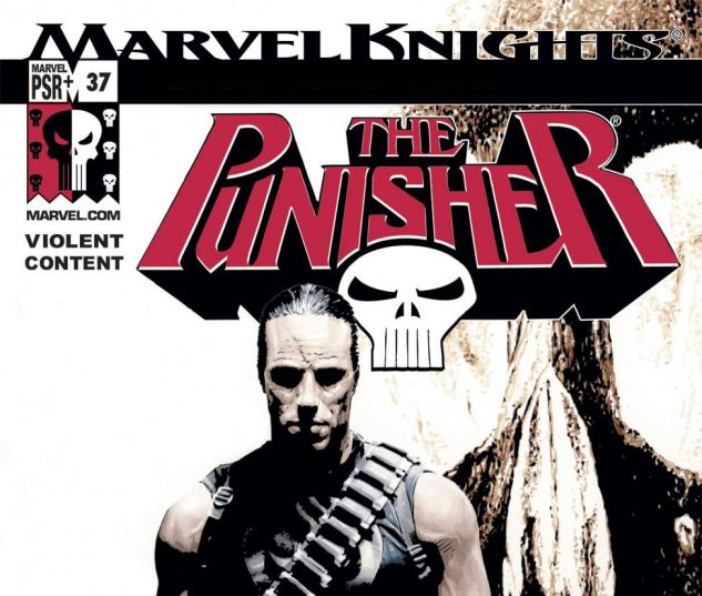 PUNISHER 37 cover