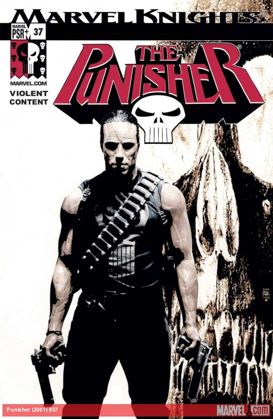 Punisher (2001) #37