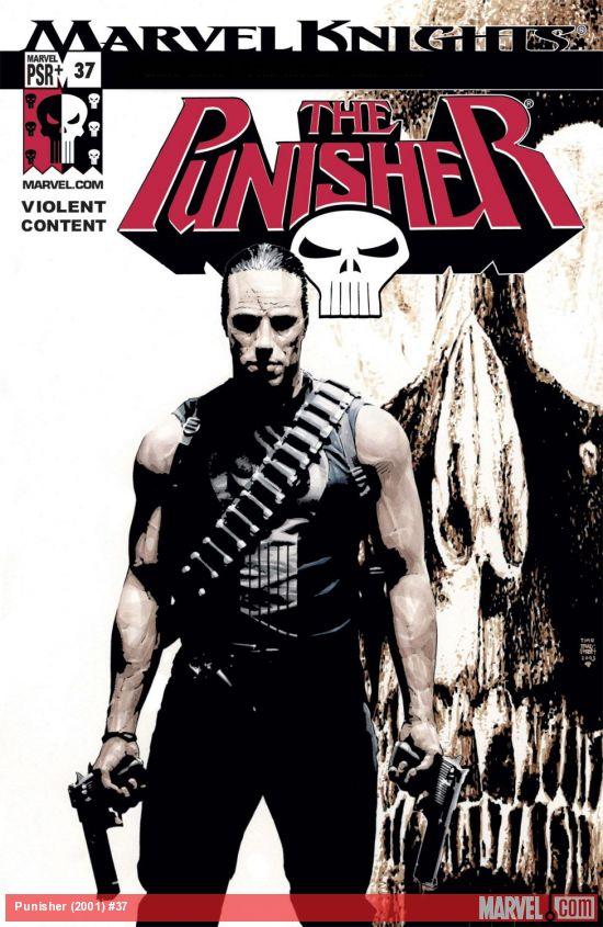 Punisher (2001) #37