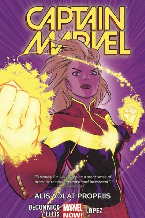 Captain Marvel Vol. 3: Alis Volat Propriis (Trade Paperback)